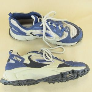2278b17294d Brooks Shoes - Vintage Brooks Hydroflow ST Running Sneaker US 8.5